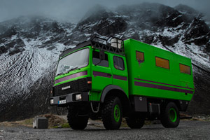 The TWIN 2-Kit -  full power for expedition vehicles