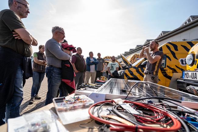 DIY Elektrik Workshop: Selbst planen und einbauen - autark reisen