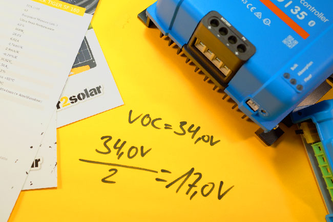 Solarladeregler berechnen - Passt der Regler zum Modul?