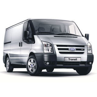 ventilation grid drivers cabin (1 Paar) Ford Transit 4...