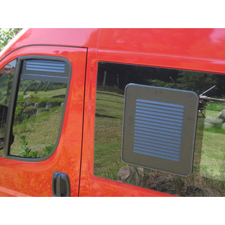 ventilation grid sliding window wide right Fiat Ducato /...