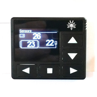 Planar Control Panel OLED PU-27 for Planar 2D/44D/9D, Binar5s and 14tc-mini with timers