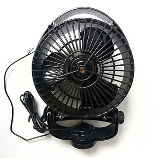 Fan 3 speed  Bora black 12V Caframo