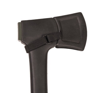 Axe Mil-Tec Professional, 445mm, black/olive