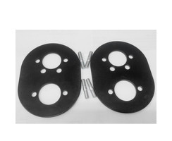 Planar Heater Mounting Spacer Set 3x3.5mm, Riser plate