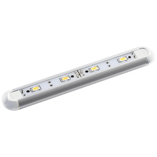 Slim LED-Lamp zonder schakelaar  Mini, IP67, 12V, 1,2W, 131mm