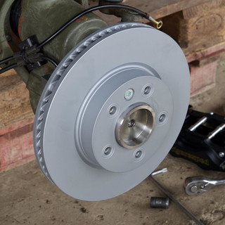 THE Brake 4x4 complete kit with 9x17 steel wheels (no spares!)