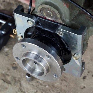 THE Brake 4x4 barebone-Kit