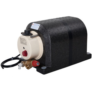 Elgena Boiler Nautic-Compact Type ME 6liters, 12V 200W and engine cooling water