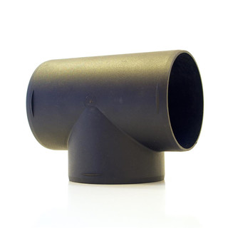 air duct T, 75mm