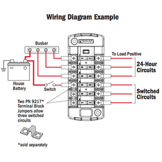Boat Dual Battery Wiring Diagram