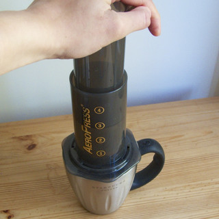 Aerobie AeroPress Coffee Maker with 350 paper Filters
