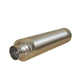 SLEEPWELL hot air silencer 60mm