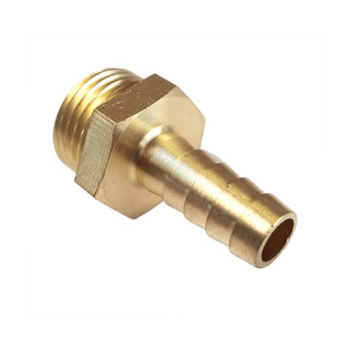 Brass hose nozzle suitable for thermostatic mixing valve...