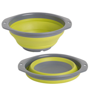 Outwell Collaps Bowl M foldable, green