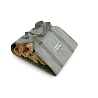 Camp Cover Wood Carrier