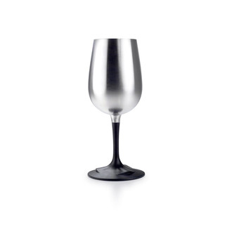 Stainless White Wine Glass