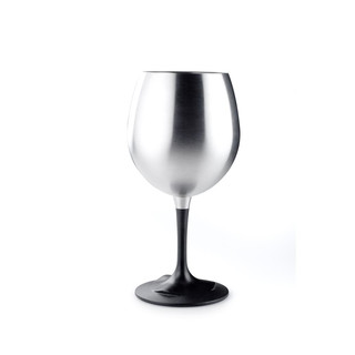 Stainless Red Wine Glass