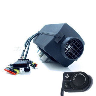 Autoterm Air 2D BASIC URAL EDITION Diesel air heater 2kW 12V incl. high altitude kit, control panell and mounting kit (was: Planar 2D)
