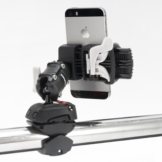 ROKK Mini Smartphone mountkit for rails