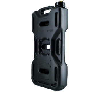 Jerry can extreme drive 2 gal (8.5l) black, for water, fuels, etc.