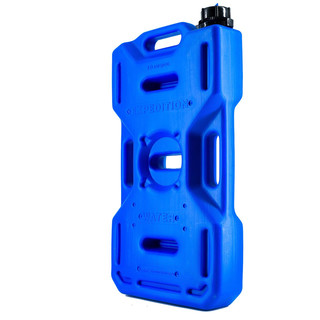 Jerry can extreme drive  8.5l blue, for water, fuels, etc.