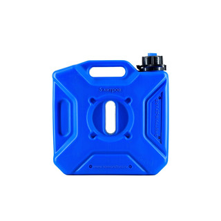 Offroad canister extreme drive with spout / nozzle flexible blue 4,5l