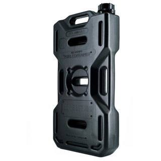 Jerry can extreme  8.5l black, for water, fuels, etc.