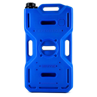 Jerry can extreme 2 gal (8.5l) blue, for water, fuels, etc.