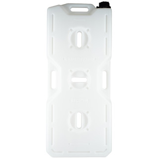 Jerry can extreme (18,5l), white,  for water, fuels, etc.