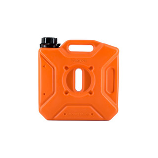 Jerry can extreme orange,  for all kinds of liquids