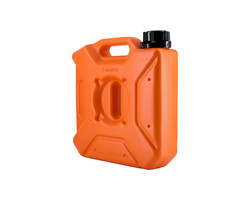 "Jerry can ""extreme"" orange,  for water, fuels, etc."