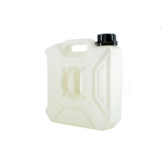 Jerry can extreme 1 gal (4.5l) white, for water, fuels, etc.