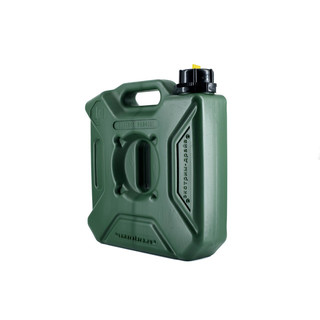 Jerry can extreme drive  4.5l green, for all kinds of liquids