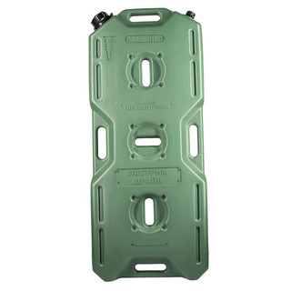 Jerry can extreme drive (18,5l) with valve, green,  for water, fuels, etc.