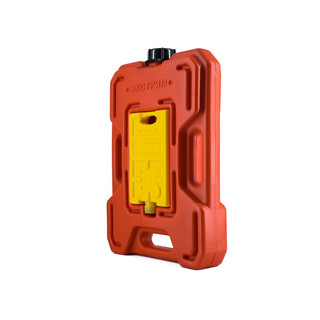 Jerry can extreme kombi (4.5l+0.35l) with integrated Hi-Lift base red