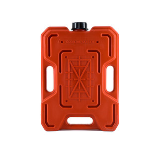 Jerry can extreme kombi (4.5l+0.35l) with integrated Hi-Lift base red, for water, fuels, etc.