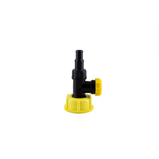 flow cap with valve, 50mm especially for extreme jerry cans