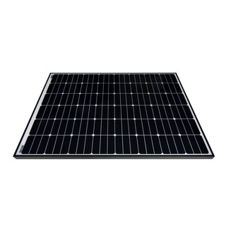 tiger2solar Solarpanel 180Wp black tiger 180 (48x Sunpower-Zellen, 1100x796mm)