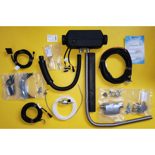 VW T5/T6 heating installation kit with Autoterm Air (Planar 2D)