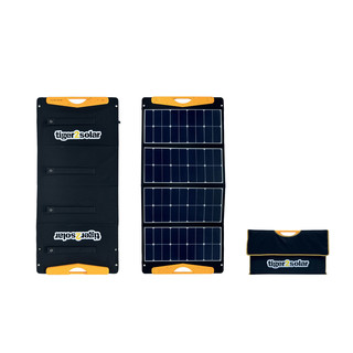 tiger2solar Solartasche 120Wp tiny tiger 120/USB mit...
