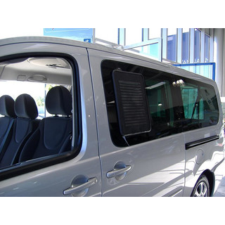 ventilation grid sliding window wide right Fiat Scudo / Peugeot Expert / Citroen Jumpy (as of 2007)