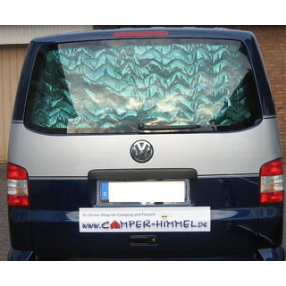 Isoflex Thermomatte tailgate 1-piece - for VW T5 without comfort trim from Bj. 2003